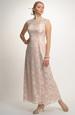 Elegantní svatební a plesové šaty z krajky