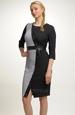 Elastické pouzdrové šaty