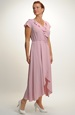 Letní šaty z pleteniny