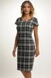Elegantní šaty do práce i do společnosti