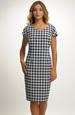 Pouzdrové šaty do práce