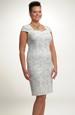 Elegantní dámské pouzdrové šaty