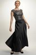Plesovky - bohatá kolová sukně s topem