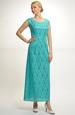 Luxusní dlouhé společenské šaty