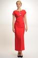 Společenské šaty červené