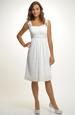 Krátké šifonové šaty v římském stylu