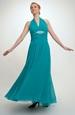 Elegantní dlouhé dámské šaty