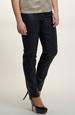 Dámské vzorované riflové kalhoty