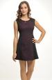 Pleteninová šatová sukně, elegantní pouzdrovky