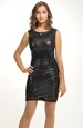 Extravagantní mini šaty
