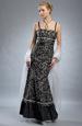 Luxusní plesové společenské šaty SLEVA