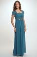 Plesové šaty v nadměrných velikostech, 46, 48, 50, 52