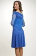 Krátké dámské společenské šaty