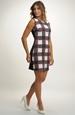Letní šaty nebo šatovka - káro