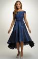 Šaty s kolovou sukní