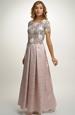 Svatební a společenský top s dlouhou sukní