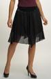 Módní sukně asymetrická