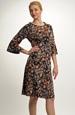 Elegantní zavinovací šaty
