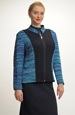 Exkluzivní kabátek z pleteniny