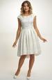 Krátké svatební a společenské šaty