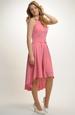 Korzet s kolovou sukní