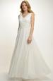 Svatební šaty se sedlem