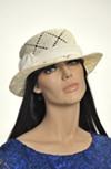 Dámský letní klobouček