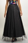 Plesová sukně se sklady