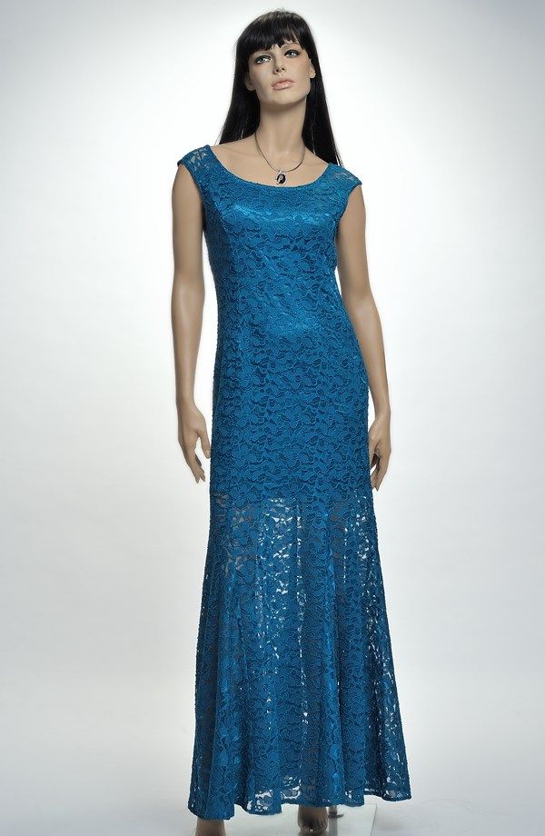 Černé krajkové koktejlky společenské šaty společenské šaty Zobrazení  491.  Velmi elegantní plesové šaty z luxusní krajky velikost 38 40 42 db6489bace