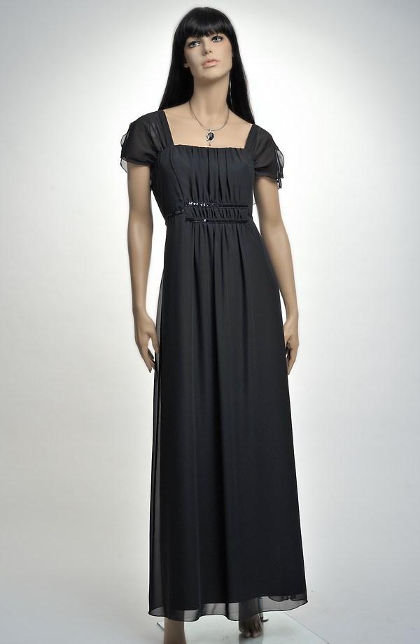 ... XXXL Šifonové šaty ve velikosti 48 ab49930e3b