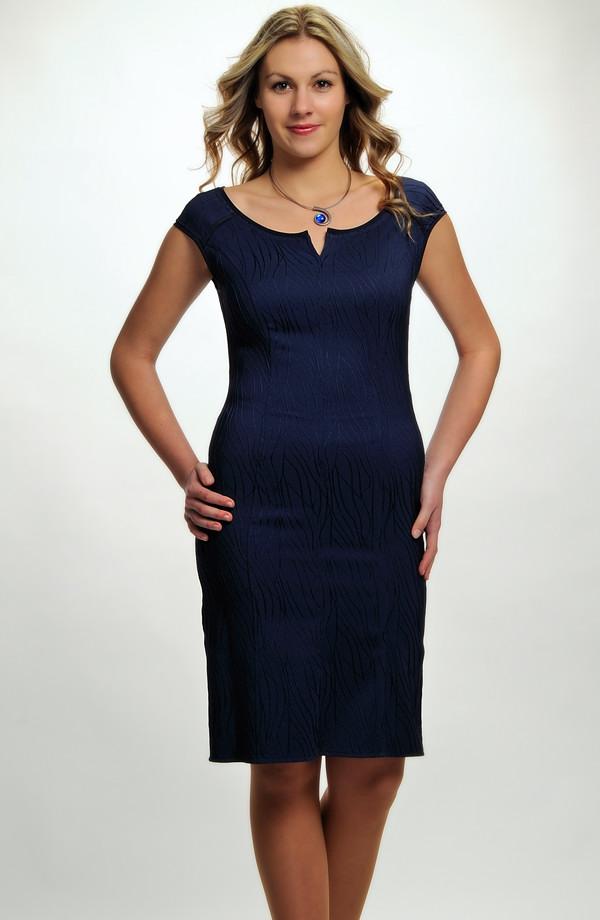 78bda5ed4e549 ... XXL Nadčasové elegantní dámské koktejlové šaty v různých barvách a  velikostech - L, XL, ...