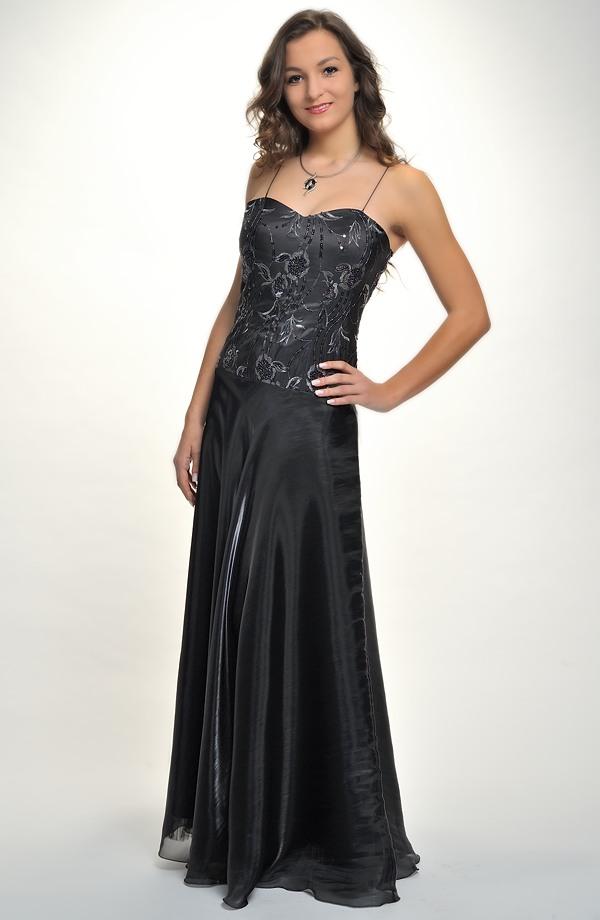 Šaty korzetového střihu vhodné na maturitní ples ... 1aa23f3710