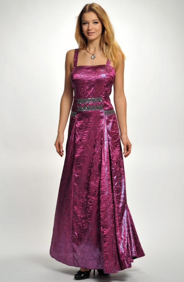 c2bb4a175e81 Plesové dlouhé šaty pro plnoštíhlé XXL postavy. Vel. 42 ...