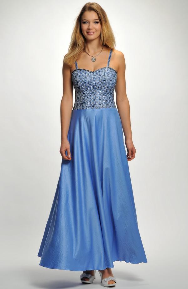 dc9ee53a6e4 Luxusní společenské šaty na prodlouženou