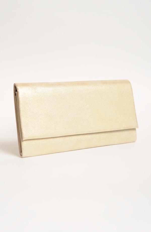 Luxusní zlatá plesová kabelka  d5f30362c95