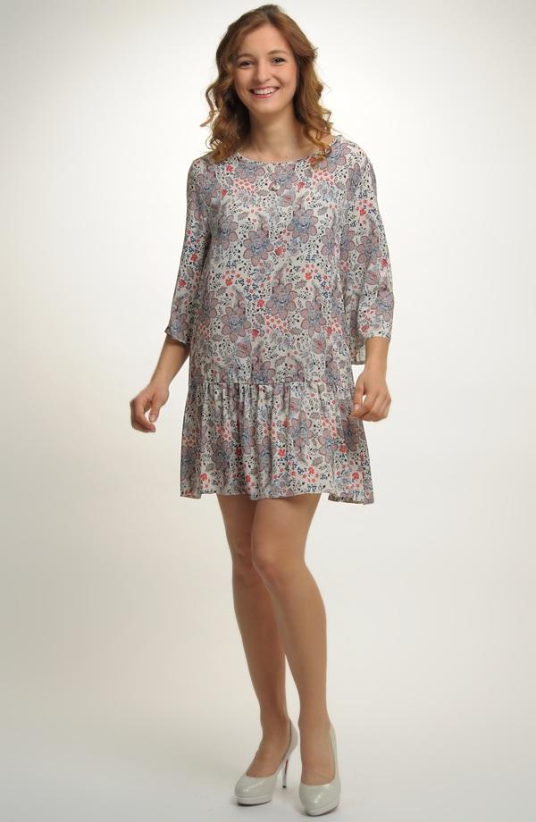 Krátké letní tunikové šaty ... fc4af8b1c6