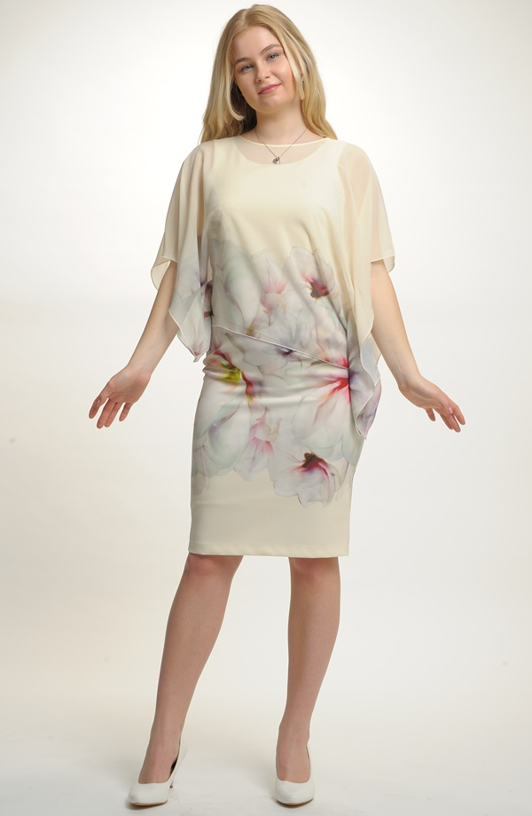 Luxusní společenský šatový outfit Luxusní společenský šatový outfit ... 3cacdefb04