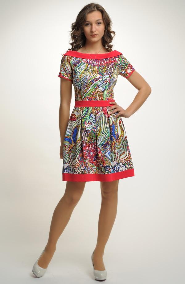 Dámské letní šaty  203567494c