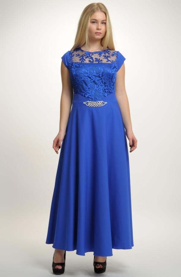 Plesové šaty pro plnoštíhlé na ples Plesové šaty pro plnoštíhlé na ples ... 4066cd7315