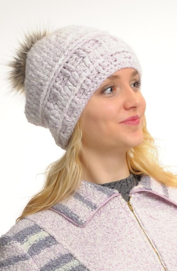 aae76c57bda Dámský klobouk - čepice ...