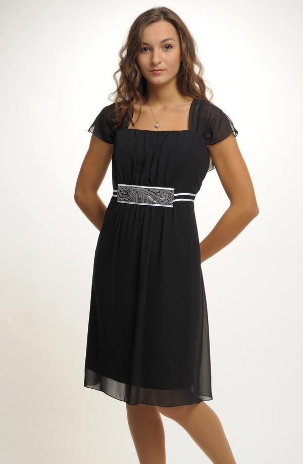 173e8398ca6d Společenské koktejlové šaty pro plnoštíhlé Společenské koktejlové šaty pro  plnoštíhlé ...
