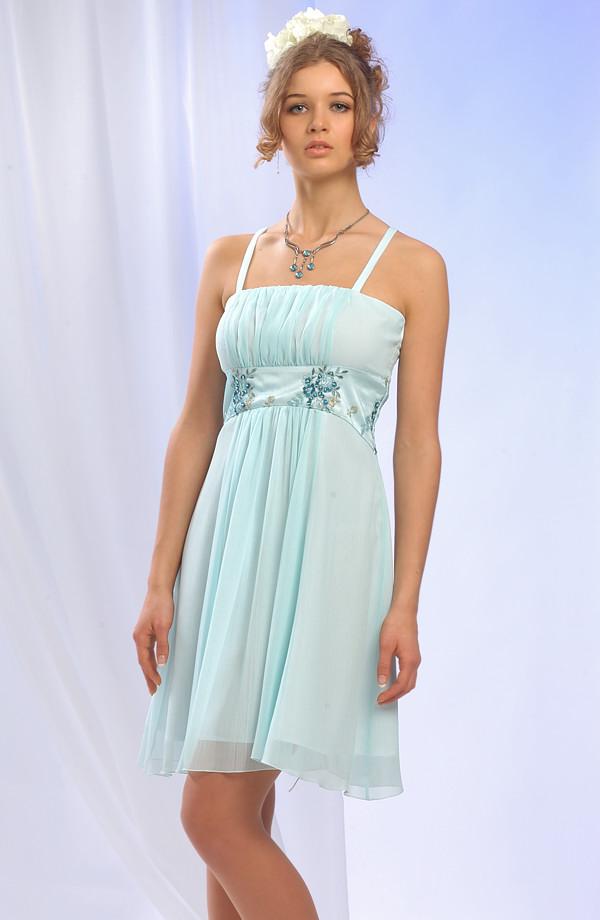 Dívčí letní společenské šaty vhodné na svatbu a jiné letní společenské akce 39a57902e2