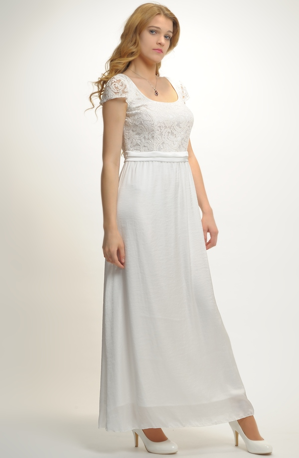 Elegantni Jednoduche Svatebni Saty Verino