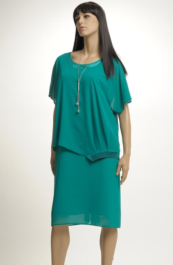 ... Dámské společenské šaty vhodné pro velké velikosti (XXXL 10eb8cb6a3